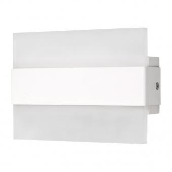 метален аплик, matte white, rabalux, neville, led 4w, 3000k, 190lm, 1439