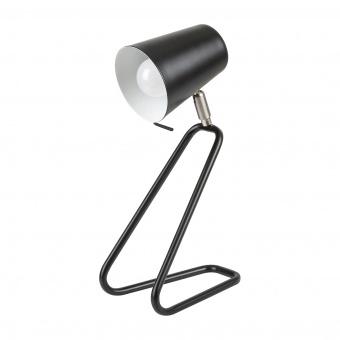 метална работна лампа, black, rabalux, olaf, 1x25w, 5779