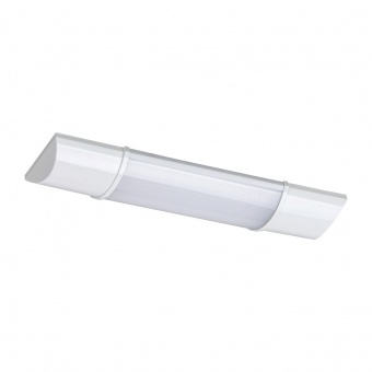 pvc аплик, white, rabalux, batten light, led 10w, 4000k, 800lm, 1450