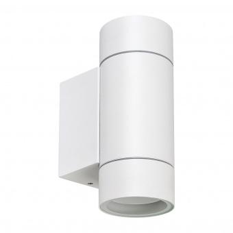 метално градинско тяло, matte white, rabalux, phoenix, 2x10w, 8121