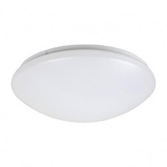 pvc плафон, white, rabalux, igor, white, led 16w, 3000-6500k, 1150lm, 3934