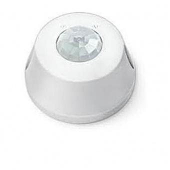 сензор за движение, 360°, бял, ip20, 8m, 10sec-10min, max 1000w, legrand, 048948