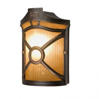 метално градинско тяло, brown, nowodvorski, don, 1x40w, 4687