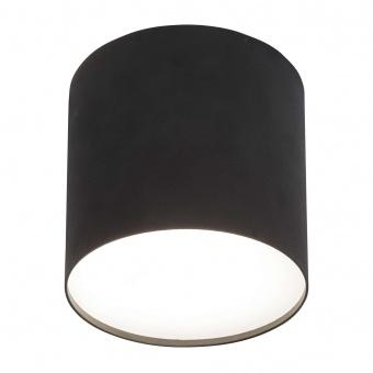 метална луна, black, nowodvorski, point plexi m, 1x10w, 6526