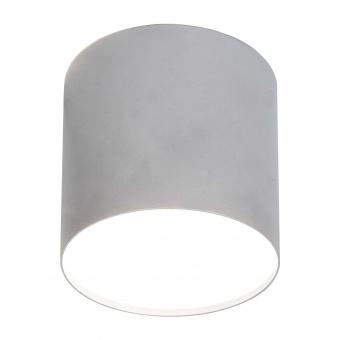 метална луна, silver, nowodvorski, point plexi m, 1x10w, 6527