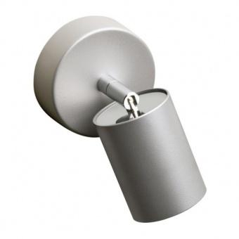 метален спот, silver, nowodvorski, eye spot, 1x35w, 6138