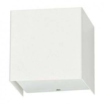 метален аплик, white, nowodvorski, cube, 1x50w, 5266