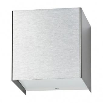 метален аплик, silver, nowodvorski, cube, 1x50w, 5267