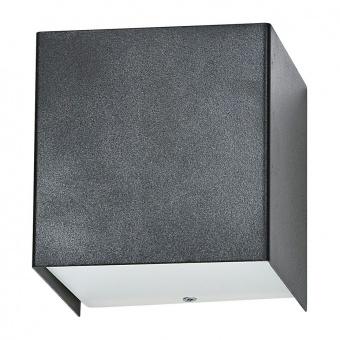 метален аплик, graphite, nowodvorski, cube, 1x50w, 5272