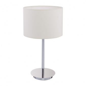 текстилна настолна лампа, ecru, nowodvorski, hotel, 1x40w, 8982