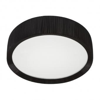текстилен плафон, black, nowodvorski, alehandro 70, 7x40w, 5350