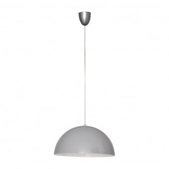 метален пендел, grey+white, nowodvorski, hemisphere s, 1x60w, 5074