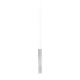 метален пендел, white, nowodvorski, poly l, 1x10w, 8882