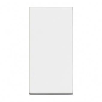 ключ обикновен сх.6, 10a, white 1m, bticino, classia, rw4003