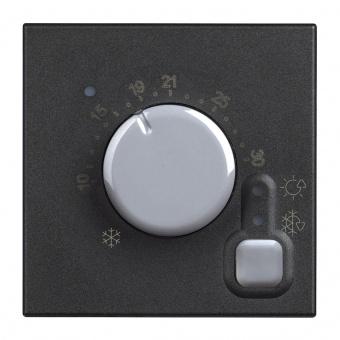 термостат, black, bticino, classia, rg4441