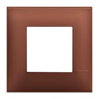 PVC рамка, siena soft, bticino, classia, r4802sf