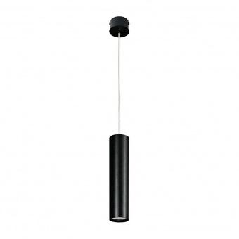 метален пендел, black, nowodvorski, eye m, 1x10w, 6840