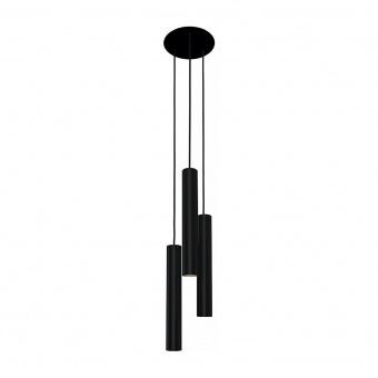 метален полилей, black, nowodvorski, eye l, 3x10w, 8917