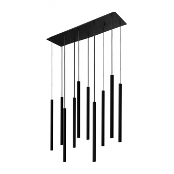 метален полилей, black, nowodvorski, laser, 10x10w, 8923