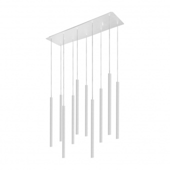 метален полилей, white, nowodvorski, laser, 10x10w, 8922