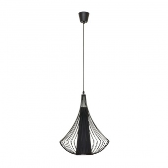 метален пендел, black, nowodvorski, karen, 1x40w, 4607