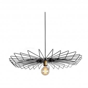 метален пендел, black, nowodvorski, umbrella, 1x40w, 8873