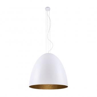 метален полилей, white+gold, nowodvorski, egg l, 5x40w, 9023
