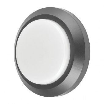 метално градинско тяло, dark grey, vivalux, alvia rd, led 3w, 4000k, 250lm, 003667
