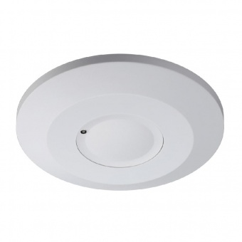 микровълнов сензор за движение, white, vivalux, sierra mw36-w, max 1000w led, 360°, max 8m, 003890