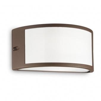 метално градинско тяло, coffee, ideal lux, rex ap1, 1x60w, 213217