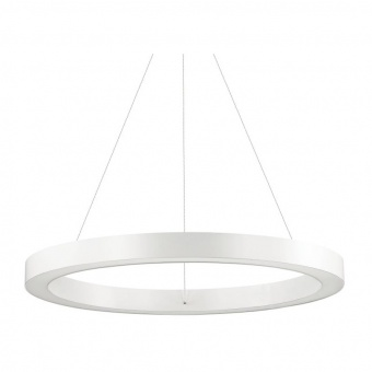 метален пендел, bianco, ideal lux, oracle sp1 d60, led 31w, 3000k, 2400lm, 211398