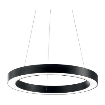 метален пендел, nero, ideal lux, oracle sp1 d50, led 25w, 3000k, 2000lm, 222097