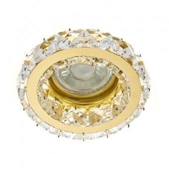 кристална луна, злато, elbulgaria, 1x35w, 2024 k