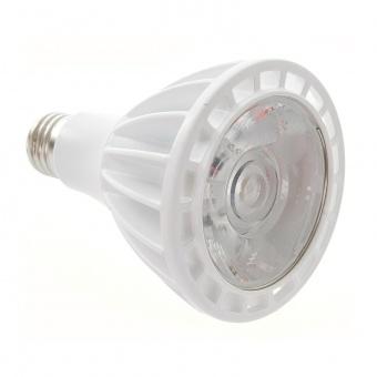 led лампа 15w, бяла, elbulgaria, par 38, е27, 4000k, 2084 wh