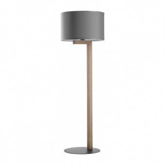 лампион troy grey, graphite/natural, 1xe27, tk lighting, 5032