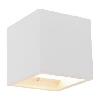 гипсов аплик, white, globo, christine, 1x40w, 55010w4