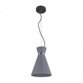 бетонен пендел, gray, globo, timo, 1x40w, 55011h1