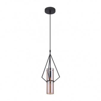 метален пендел, black, globo, gijon, 1x40w, 15353h