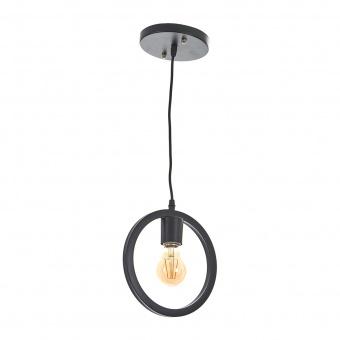 метален пендел, черен, elbulgaria, 1x40w, 2001/1p bk
