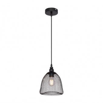 метален пендел, black, globo, anya, 1x60w, 15047h1