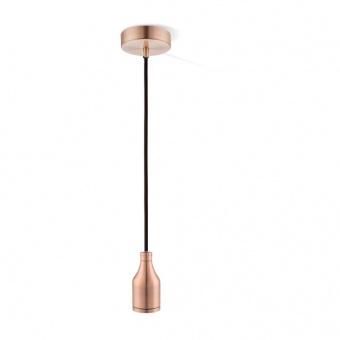метален пендел, copper, globo, oliver, 1x40w, a36