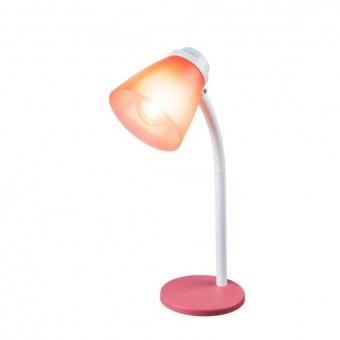 pvc работна лампа, pink, globo, julius, 1x25w, 24808