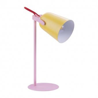 pvc работна лампа, yellow, globo, tara, 1x25w, 24811y