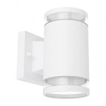 метално градинско тяло, white, globo, alcala, 2x11w, 32063-2w