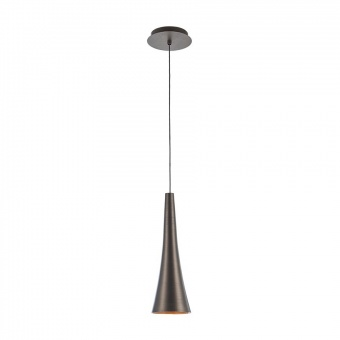 метален пендел, coffee, luxera, madera, led 5w, 3000k, 120lm, 64413
