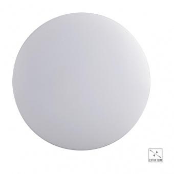 led плафон, white, prezent, monolite, led 24w, 4000k, 2560lm, 71308