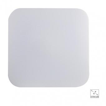 led плафон, white, prezent, monolite, led 24w, 4000k, 2560lm, 71310