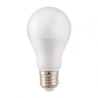 димираща led лампа, 10w, e27,  топла светлина, 3000k, 800lm, led лампа cap globe e27, 86739
