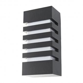метален градински аплик, черен, elbulgaria, 1x28w, 2118 bk