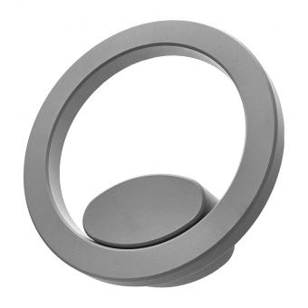 метален градински аплик, сив, elbulgaria, led 10w, 4000k, 2129 gy/10w